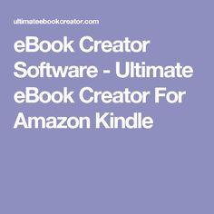 Scriba Ebook Maker