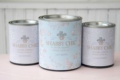 Shabby Chic® by Rachel Ashwell Paint distributed by Bungalow 47