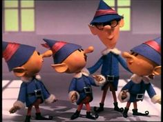 """""""We Are Santa's Elves"""" in STEREO ~ I don't think this whole scene was in the Rudolf Special the last time that I watched it. But I can remember it years ago when I was a kid. It was Probably taken out to make more room for the advertisers. Anyway its still a CLASSIC !"""