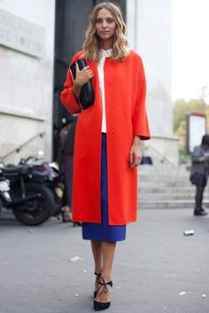 Abrigo rojo | Galería de fotos 7 de 35 | GLAMOUR
