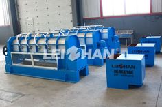 Reject Separator For Paper Pulp Making Line