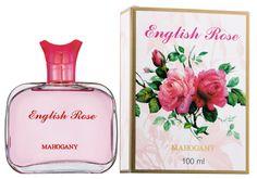 Fragrância English Rose :: Mahogany Cosméticos
