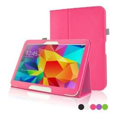 Pink Galaxy Tab4 case #tablet