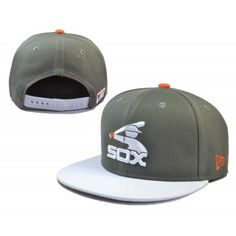 Chicago White Sox Cooperstown Snapback