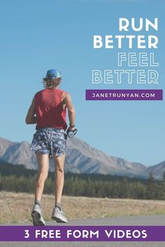 If you are a competitive runner, total beginner, ultramarathon runner, injured runner, or a younger runner, you will undoubtedly benefit from fine-tuning your form. As we all know at this point, the way you run has a huge impact on your level of enjoyment, your energy output, the stress on your body, and your likelihood of becoming injured. Find out more about Janet Runyan's specialty of helping runners with their running form. 5k Running Tips, Running Form, Running Motivation, How To Run Faster, How To Run Longer, Ultra Marathon Training, Running Injuries, Health And Wellness Coach, Weight Training