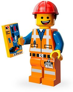 amazon lego movie mini figures | 71004: LEGO Minifigures - The LEGO Movie Series {Random bag}