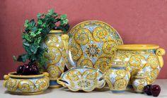 SICILIANA SCIACCA COLLECTION | Artistica Italian Ceramics