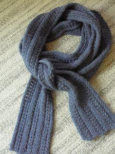 echarpe Tricot Thé, Echarpe Tricot, Tuto Tricot, Tricot Femme, Tricot Et  Crochet 80059d51109