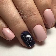 This series deals with many common and very painful conditions, which can spoil the appearance of your nails. SPLIT NAILS What is it about ? Nails are composed of several… Continue Reading → Hair And Nails, My Nails, Bird Nail Art, Nagel Stamping, Nail Polish, Luxury Nails, Elegant Nails, Creative Nails, Simple Nails