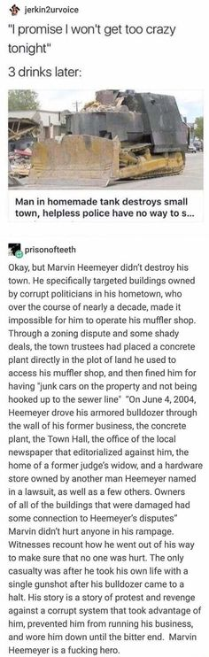 New Memes Funny Adult Sexy Life Ideas Tumblr Stuff, Tumblr Posts, Marvin Heemeyer, Best Memes, Funny Memes, Funny Art, Funny Quotes, The More You Know, Faith In Humanity