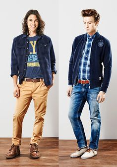 Hilfiger Denim 2013-2014 Fall Winter Lookbook - Tommy Hilfiger 2013-2014 Autumn Mens Womens: Designer Denim Jeans Fashion: Season Collections, Runways, Lookbooks and Linesheets