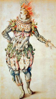Jacobean costume