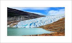 Fine Art Photography Print on a high-end photo paper - Svartisen Glacier, Norway