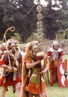 https://www.kickstarter.com/projects/cristinaravara/julius-caesar-in-ariminum-rimini-italy  Early Imperial Roman Army