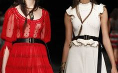 Sarah Burton Was Inspired by Cornwall for Her Alexander McQueen Fall/Winter 2017-18 Collection