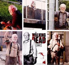 God damnit I'm just so heartbroken. RIP Herschel ♥ such a good man