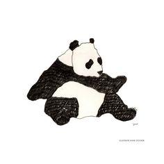 Panda lanterfanten Maarten Smit