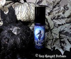 PUMPKIN GLOOM Perfume Oil  Pumpkin Moss by DeepMidnightPerfumes