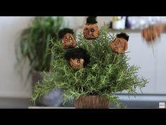 how to make dried apple shrunken heads creepy halloween decorationshalloween