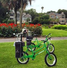 5 Benefits of the Golf Bike, Palmetto Dunes, Hilton Head, SC
