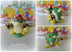 Xadrez do Mario - Bowser Koopa