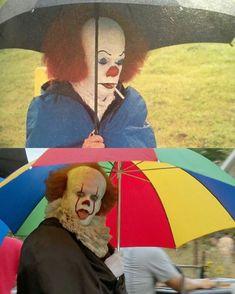 Es mejor el del 2017 que el del 1990 Penny Wise Clown, Pennywise Film, Pennywise The Dancing Clown, Stephen Kings, Scary Movies, Horror Movies, Bill Skarsgard Pennywise, It Movie 2017 Cast, Anatomy Sculpture