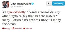 Mermaids!!! Has anyone noticed the majority of my faveorite things have mermaids in them because I certaintly have :)