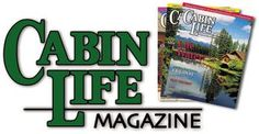 Great magazine, with good ideas, for folks who own cabins!