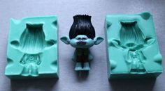 Items similar to Silicone Mould TROLL BOY Sugarcraft Cake Decorating Fondant / fimo mold on Etsy Silicone Ice Molds, Christmas Ornament Crafts, Cakes For Boys, Resin Molds, Resin Crafts, Amazing Cakes, Troll, Party Time, Fondant