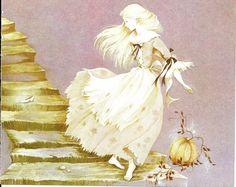 Beverlie Manson Cinderella illustration