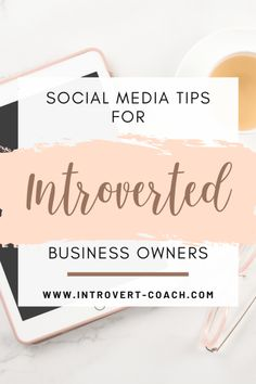 Being an introvert and a small business owner has it's challenges. Social media can be one of them! To really have success with social media, you need to be social. For an introvert that means putting yourself a bit outside of your comfort zone! Social Media Planner, Social Media Calendar, Social Media Management, Social Media Content, Social Media Tips, Social Media Marketing, Marketing Audit, Social Media Branding, Facebook Marketing