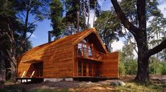 NEW Wood Houses by Loft Publications Wood Houses, Wooden Buildings, Barn Houses, Architecture Résidentielle, Scandinavian Architecture, Long House, Wooden Barn, Architect House, Architectural Digest