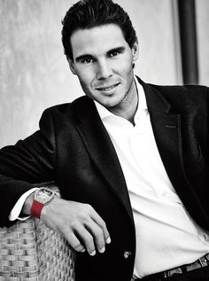 Rafael Nadal reflects on his Watch Collection, Tennis Titles and Richard Mille Collab