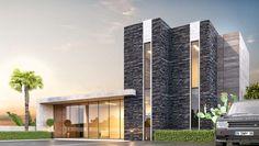 Urla Kekliktepe Villa – İzmir – Vero Concept Mimarlık Modern Villa Design, House Elevation, Verona, Home Projects, House Design, Mansions, Interior Design, House Styles, Modern Houses