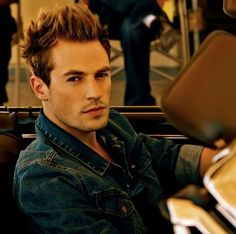 ADAM PITTS from Lawson. I LOVE Lawson & Adam is beautiful!