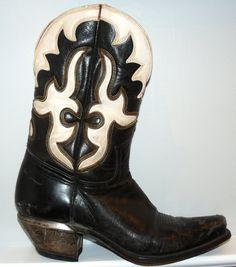 1940's vintage Nocona Cowboy Boot