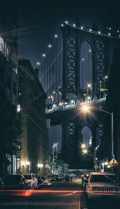 Manhattan Bridge Photo by Robert Fawcett � National Geographic Your Shot
