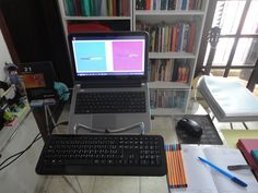 Minha praia, meu home office, minha paixão!!!