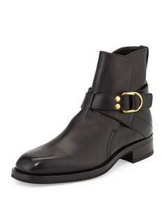 Tom Ford Bot Guilford Leather Chelsea Buckle Boot, Black 9 taksitli uygun fiyatlar ve hemen teslim avantajıyla Türkiye'de sadece MosModa.com'da