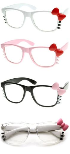 (12) Hello Kitty Glasses | Hello Kitty & Friends | Pinterest | Hello Kitty, Kitty and Glasses