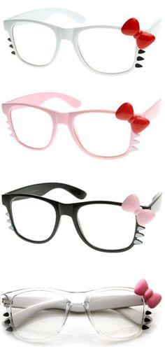 (12) Hello Kitty Glasses | Hello Kitty & Friends | Pinterest | Hello Kitty, Kitty and Glasses