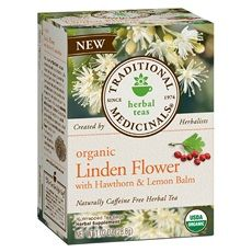Traditional Medicinals Linden With Hawthorn Lemon Balm Tea 16 Bag Pack of 6 Review Buy Now