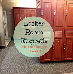 If you want to navigate the gym locker room safely and annoy as few people as possible, here are a few locker room etiquette tips that you might want to keep in mind.