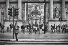"""The Great Beauty (a little bit) - """"You get bored sometimes in Rome in the second month of living, but never the sixth, and if you remain until the twelfth, you are seized by the idea of settling there"""" (""""Walks in Rome"""", Stendhal, 1829)"""