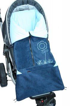 color azul claro Altabebe AL2400-04 Saco de abrigo para carrito