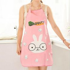Check out our newest deal Women Plain Anima... Hurry! Click here>>>http://fydeals.com/products/women-plain-animal-rabbit-panda-apron-chefs-butchers-craft-gift-home-kitchen-cooking-craft-baking-cleaning-tool-accessories-s730?utm_campaign=social_autopilot&utm_source=pin&utm_medium=pin