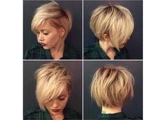 Krótkie fryzury 2016 prosto z salonu. Te cięcia są hitem! - Strona 2