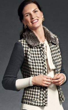 Mixer Jacket - Jackets - CAbi Fall 2012 Collection