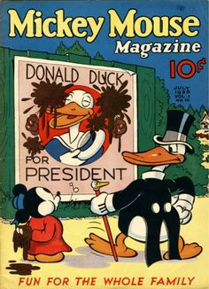 The Pictorial Arts -Vintage Mickey Mouse magazine