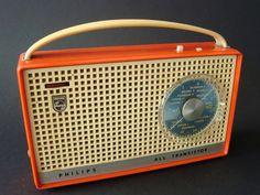 Photo + Radio Collection by Mark Meijster Amsterdam, The Netherlands © 2011 Radios, Le Radio, Tv On The Radio, Radio Design, Vintage Television, Transistor Radio, Old Tv, Gadgets, Retro Vintage